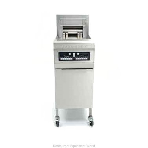 Frymaster RE22-2TC Split Pot Fryer
