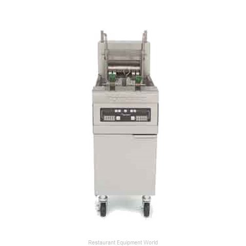 Frymaster RE22-BLE Fryer w Basket Lifts (Magnified)