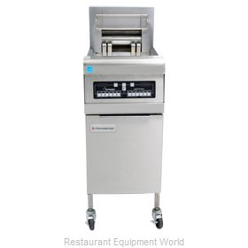 Frymaster RE22TC Fryer, Electric, Floor Model, Full Pot