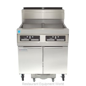 Frymaster SCFHD250G Fryer, Gas, Multiple Battery