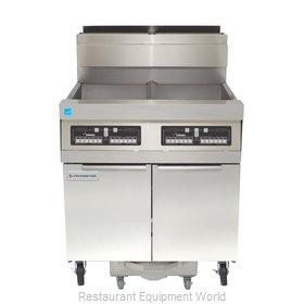 Frymaster SCFHD450G Fryer, Gas, Multiple Battery