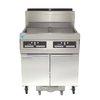Freidoras, Múltiple/Batería, a Gas <br><span class=fgrey12>(Frymaster SCFHD460G Fryer, Gas, Multiple Battery)</span>