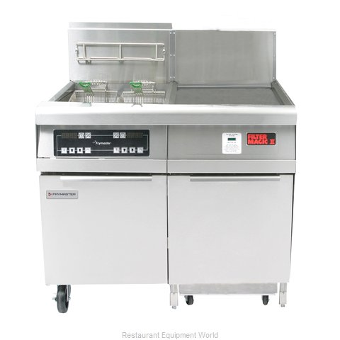 Frymaster SFM1CFE Fryer, Gas, Chicken / Fish