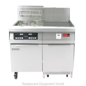 Frymaster SFM1CFE Fryer, Gas, Chicken / Fish