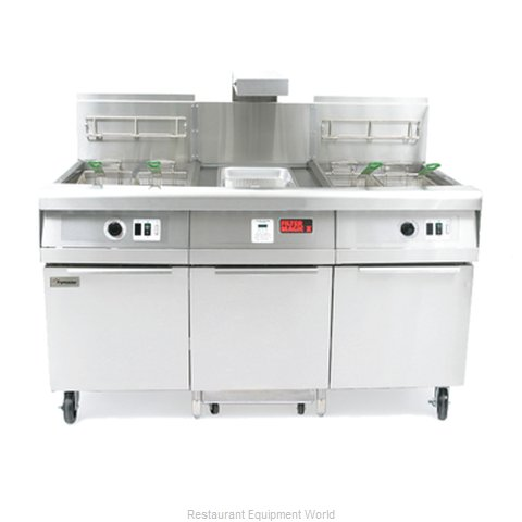 Frymaster SFM3CFE Fryer, Gas, Multiple Battery