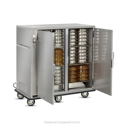 Food Warming Equipment A-120-2-XL Heated Cabinet, Banquet