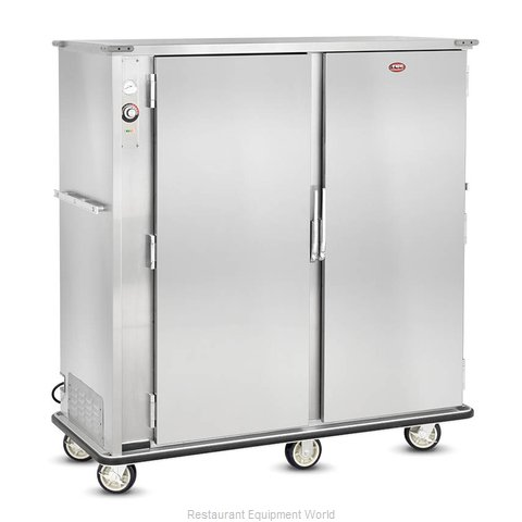 Food Warming Equipment A-180-2-XL Banquet Cabinet Cart Heated (Magnified)