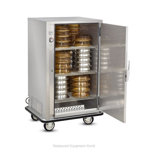 Food Warming Equipment A-60-XL Banquet Cabinet Cart Heated (Magnified)
