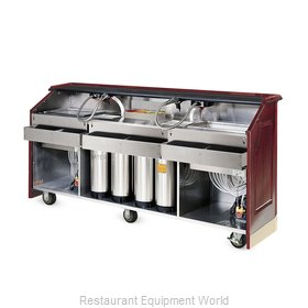 Food Warming Equipment AS-BBC-5-MW Portable Bar