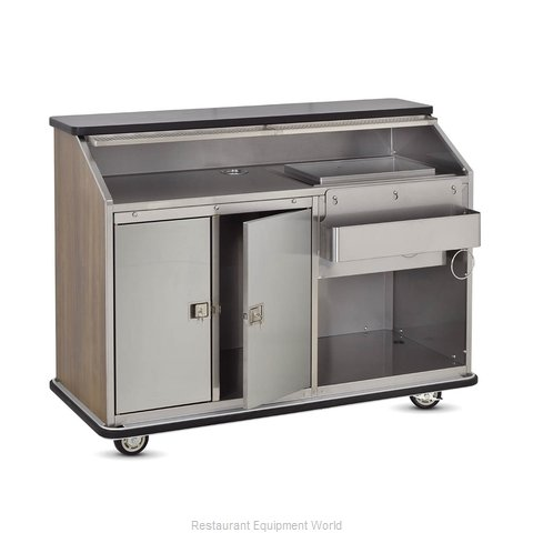 Food Warming Equipment BBC-5 Portable Bar (Magnified)