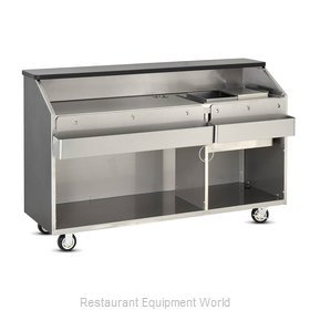 Food Warming Equipment BBC-6 Portable Bar