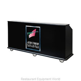 Food Warming Equipment BBC-88 Portable Bar