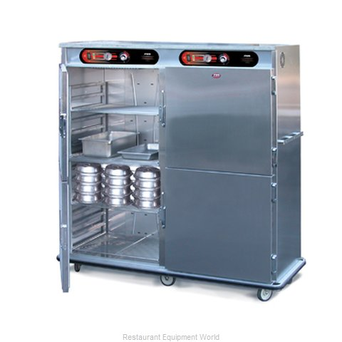 Food Warming Equipment BT-192240 Banquet Cabinet Cart Heated (Magnified)