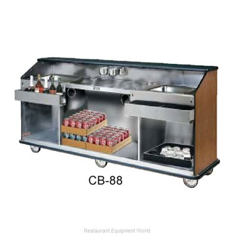 Food Warming Equipment CB-55 Portable Bar (Magnified)
