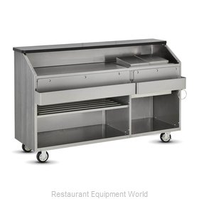 Food Warming Equipment CB-6 Portable Bar