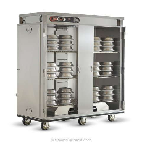 Food Warming Equipment E-1500-XL Banquet Cabinet Cart Heated
