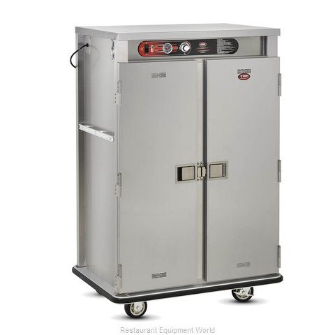 Food Warming Equipment E-720 Banquet Cabinet Cart Heated (Magnified)