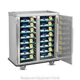 Food Warming Equipment ETC-16 Cabinet, Meal Tray Delivery
