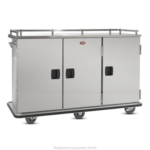 Food Warming Equipment ETC-18 Cabinet, Meal Tray Delivery