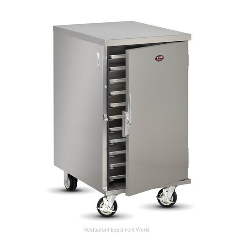 Food Warming Equipment ETC-1826-11 INS Bun Pan Rack Cabinet Mobile Enclosed (Magnified)