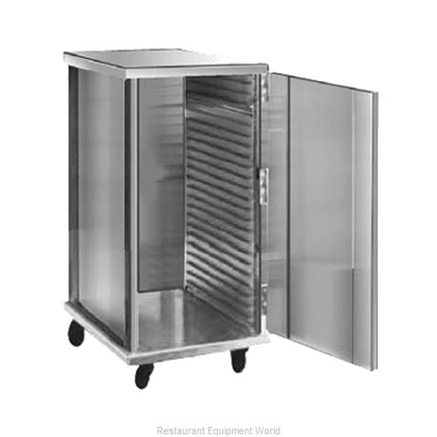 Food Warming Equipment ETC-1826-15-24 Bun Pan Rack Cabinet Mobile Enclosed