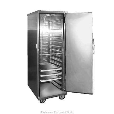 Food Warming Equipment ETC-1826-16 INS Bun Pan Rack Cabinet Mobile Enclosed (Magnified)