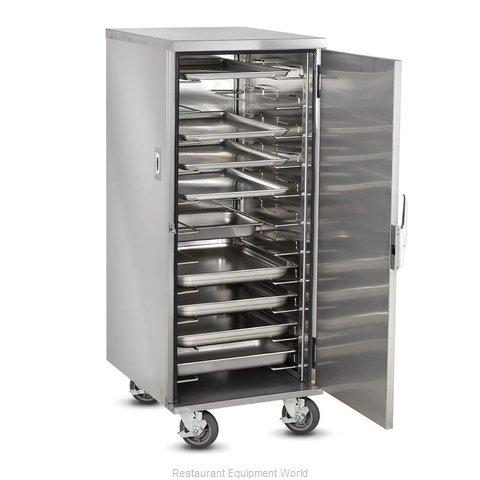 Food Warming Equipment ETC-UA-11 Cabinet, Enclosed, Bun / Food Pan