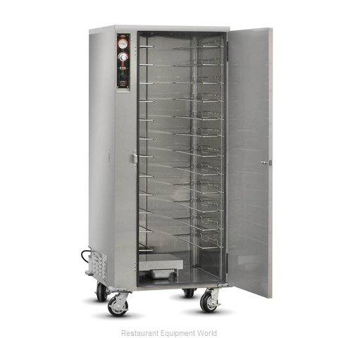 Food Warming Equipment ETC-UA-12HD Heated Holding Cabinet Mobile