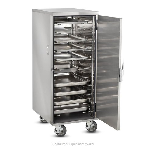 Food Warming Equipment ETC-UA-5 Bun Pan Rack Cabinet Mobile Enclosed