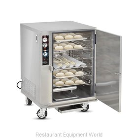 Food Warming Equipment ETC-UA-6PH Proofer Cabinet, Mobile, Half-Height