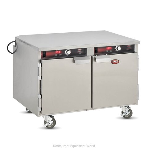Food Warming Equipment HLC-10 Heated Holding Cabinet Mobile Half-Height