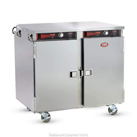 Food Warming Equipment HLC-14 Heated Holding Cabinet Mobile Half-Height