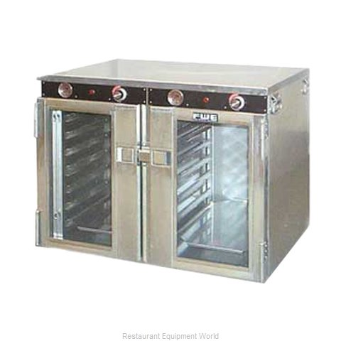 Food Warming Equipment HLC-14S Cabinet Hand Lift Catering Warmer