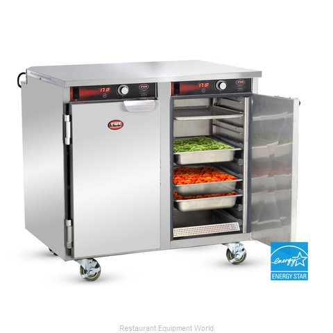 Food Warming Equipment HLC-16 Heated Cabinet, Mobile