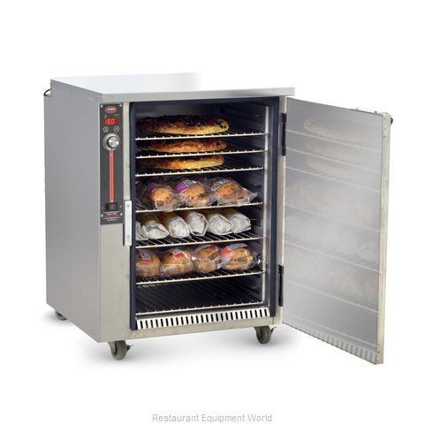 Food Warming Equipment HLC-1717-11-UC Heated Cabinet, Mobile, Pizza