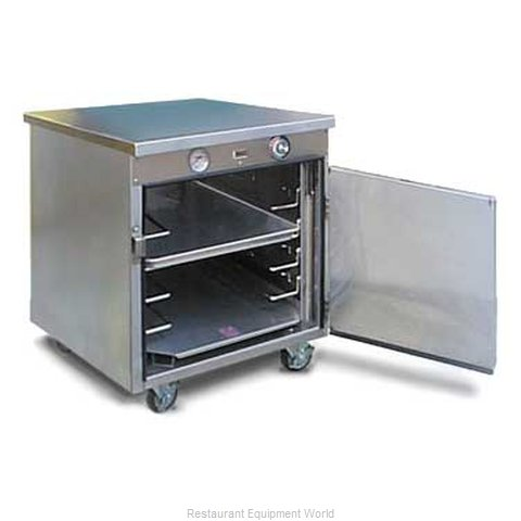 Food Warming Equipment HLC-1826-4 (A) Heated Holding Cabinet Undercounter Reac
