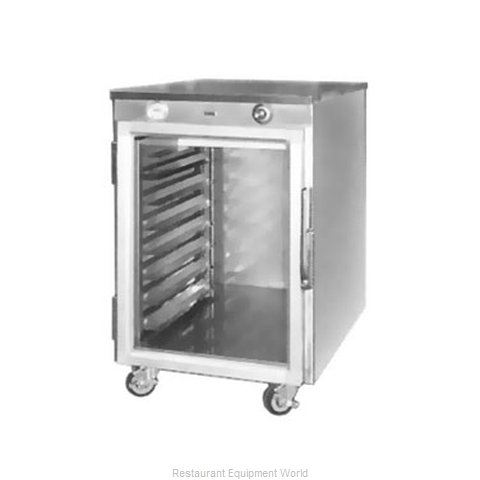 Food Warming Equipment HLC-1826-8 (F) Heated Holding Cabinet Mobile Half-Heigh