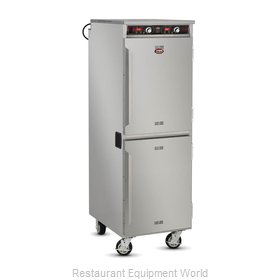 Food Warming Equipment HLC-1826-8-8 Heated Cabinet, Mobile