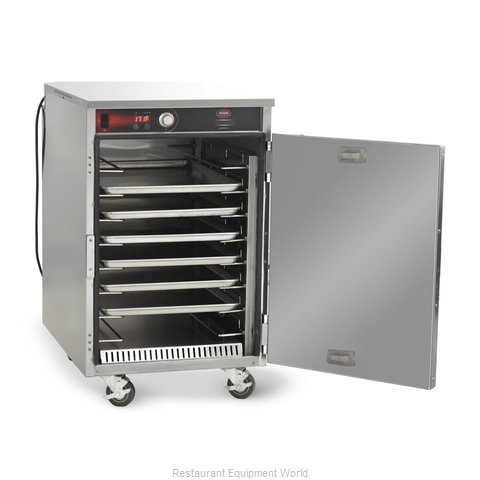 Food Warming Equipment HLC-1826-8 Heated Cabinet, Mobile