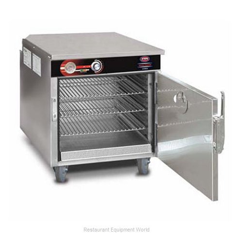Food Warming Equipment HLC-2125-5 Heated Holding Cabinet Mobile Half-Height