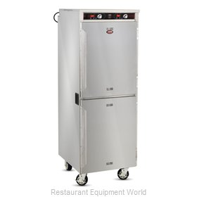 Food Warming Equipment HLC-2127-6-6 Heated Cabinet, Mobile