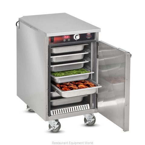 Food Warming Equipment HLC-7 Heated Holding Cabinet Mobile Half-Height
