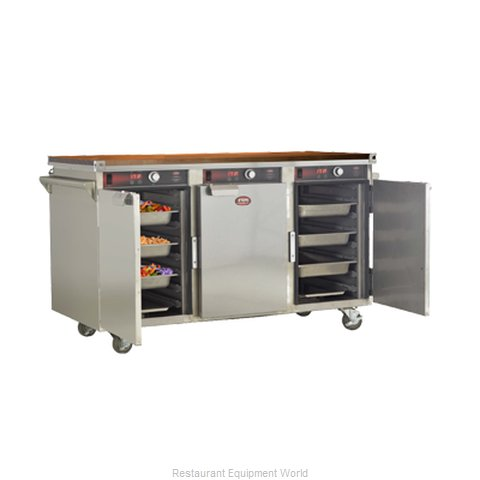 Food Warming Equipment HLC-7H-21 Heated Cabinet, Mobile