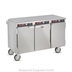 Food Warming Equipment HLC-8H-24 Heated Cabinet, Mobile