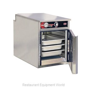 Food Warming Equipment HLC-PSGN-4 Heated Holding Cabinet, Undercounter, Reach-in