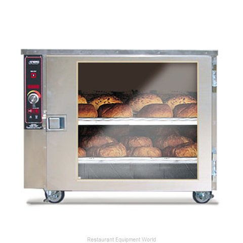 Food Warming Equipment HLC-SL1826-5 (F) Heated Holding Cabinet Mobile Half-Hei
