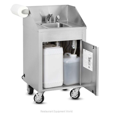 Food Warming Equipment HS-24 Hand Sink Portable Self-Contained