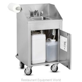 Food Warming Equipment HS-24 Hand Sink, Mobile