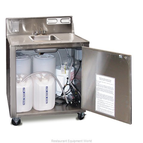 Food Warming Equipment HS-35 Hand Sink Portable Self-Contained