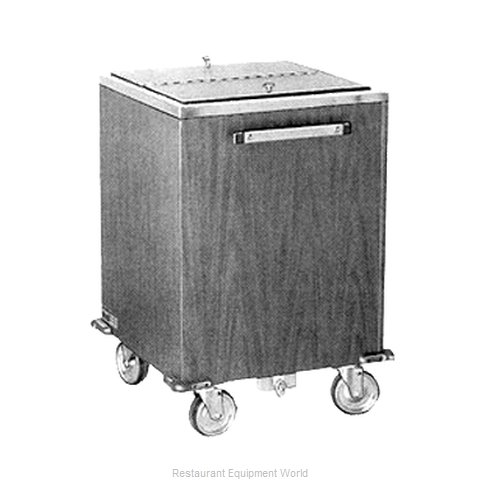Food Warming Equipment IC-200 Ice Bin Chest Mobile